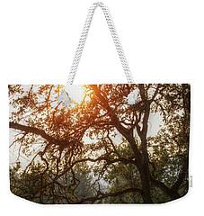 Through The Trees Weekender Tote Bag