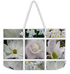 Through The White Picture Window Weekender Tote Bag