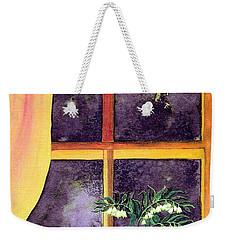 Through The Window Weekender Tote Bag