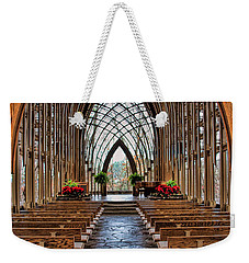 Through These Doors Weekender Tote Bag