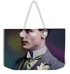 Throw Back Thursday Weekender Tote Bag by Richard Laeton
