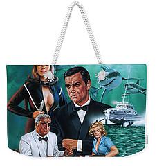 Thunderball Weekender Tote Bag
