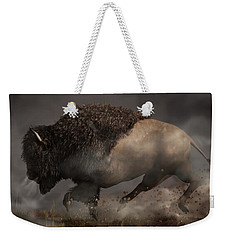 Thunderbeast Weekender Tote Bag