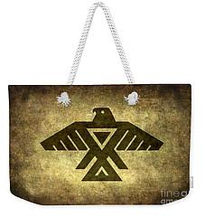 Thunderbird Weekender Tote Bag by Bruce Stanfield