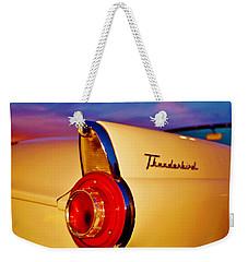 Thunderbird Weekender Tote Bag by Daniel Thompson
