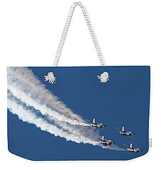 Thunderbird Loop Weekender Tote Bag