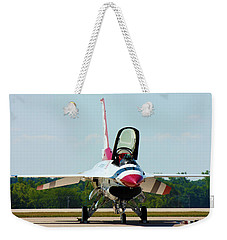 Thunderbird No1 Weekender Tote Bag