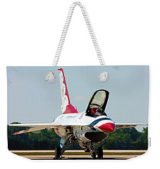 Thunderbird No2 Weekender Tote Bag
