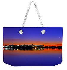 Tidal Basin Sunrise Weekender Tote Bag