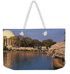 Tidal Basin Washington Dc Weekender Tote Bag