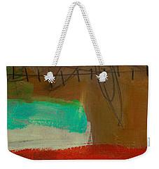 Tidal Current 3 Weekender Tote Bag