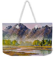 Tidal Flats Weekender Tote Bag