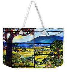 Tiffany Minnie Proctor Window Weekender Tote Bag