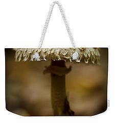 Tiffany Shroom Weekender Tote Bag by Shane Holsclaw