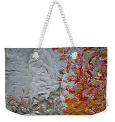 Tiger Lilies On The Moon Weekender Tote Bag