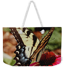 Tiger Swallowtail  Weekender Tote Bag by James C Thomas