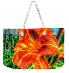 Tiger Tiger Burning Bright Weekender Tote Bag