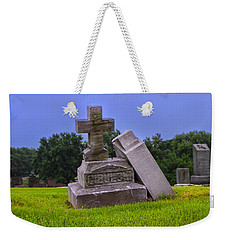 Till Death Do Us Part Weekender Tote Bag
