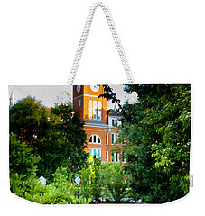 Tillman Hall Early Morning Weekender Tote Bag