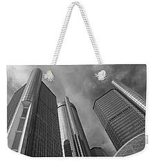 Tilting Towers Weekender Tote Bag
