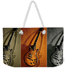 Timbre Rock Weekender Tote Bag by Gem S Visionary