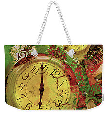 Time 6 Weekender Tote Bag