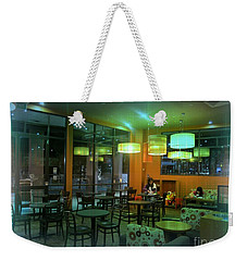 Weekender Tote Bag featuring the photograph Time For A Cuppa by Leanne Seymour