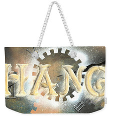 Time To Change Weekender Tote Bag