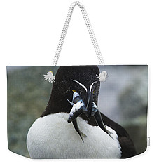Feeding Time... Weekender Tote Bag