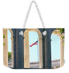 Time To Reflect Weekender Tote Bag by Patti Whitten