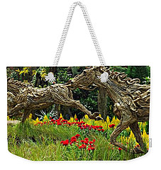 Time To Run Weekender Tote Bag