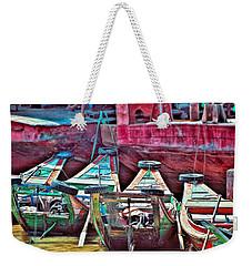 Time Worn Weekender Tote Bag by Wallaroo Images