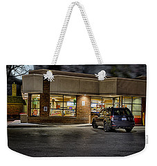 Timmy's At Night Weekender Tote Bag