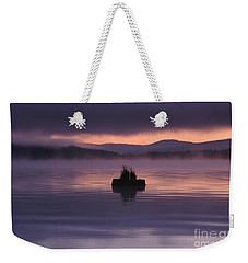 Timothy Lake Serenity Weekender Tote Bag