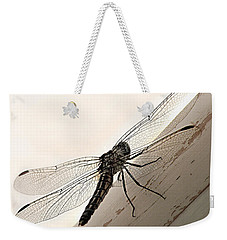 Tiny Magnificence  Weekender Tote Bag by Micki Findlay