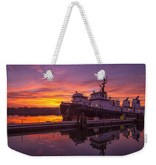 Titan Weekender Tote Bag by Patricia Davidson