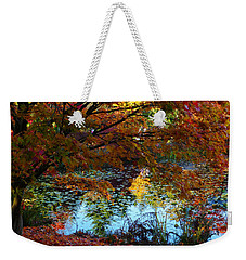 Titania's Bower Weekender Tote Bag