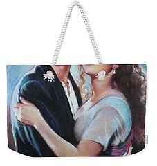 Titanic Jack And Rose Weekender Tote Bag