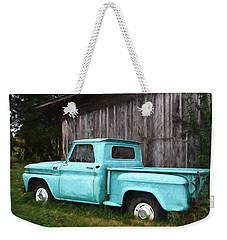 To Be Country - Vintage Vehicle Art Weekender Tote Bag