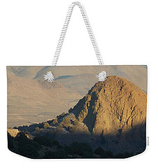 To The End Of Nevada Weekender Tote Bag
