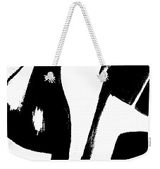 Weekender Tote Bag featuring the painting To The Good Life by Lisa Kaiser