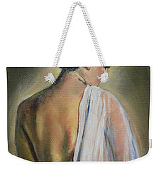 To The Shower Weekender Tote Bag
