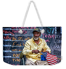 To Those Who Served Weekender Tote Bag