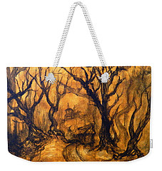 Toad Hollow Weekender Tote Bag