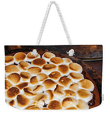 Toasted Marshmallow Weekender Tote Bag