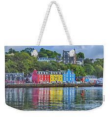 Tobermory Isle Of Mull Weekender Tote Bag