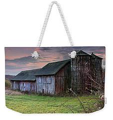 Tobin's Barn Weekender Tote Bag by John Vose