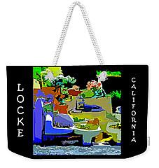 Toilet Garden Of Locke Weekender Tote Bag