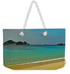 Aharen Beach, Tokashiki-jima, Okinawa Weekender Tote Bag