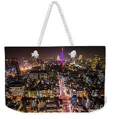 Tokyo Tower - Tokyo - Japan Weekender Tote Bag